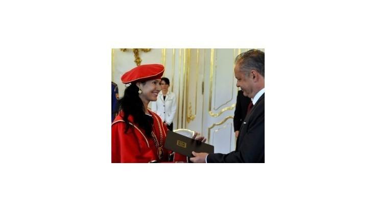 Kiska vymenoval troch rektorov vysokých škôl