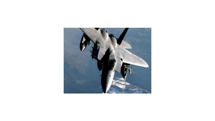 Lietadlo vzdušných síl sa zrútilo vo Virgínii
