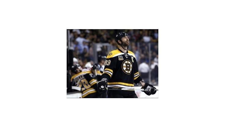 Chára podľa fanúšikov piatym najlepším hráčom Bruins v histórii