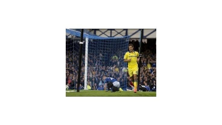 Chelsea rozstrieľala Everton