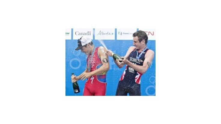 Varga na 27. mieste, majstrom sveta v triatlone je Gómez