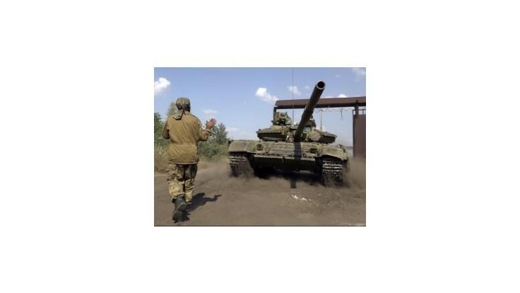 Na východe Ukrajiny zrejme v bojoch padli dvaja Česi