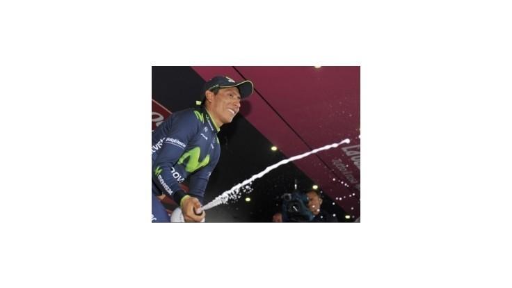 Quintana podcenil brzdenie, bude pomáhať Valverdemu