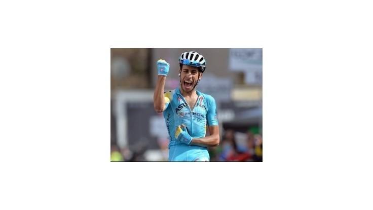 Víťazom 11. etapy na Vuelte sa stal Aru, v červenom ostáva Contador