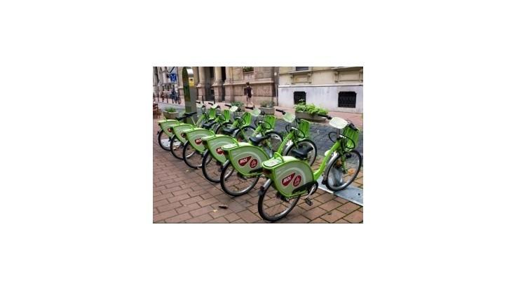 V Budapešti v pondelok spustia systém požičovne verejných bicyklov