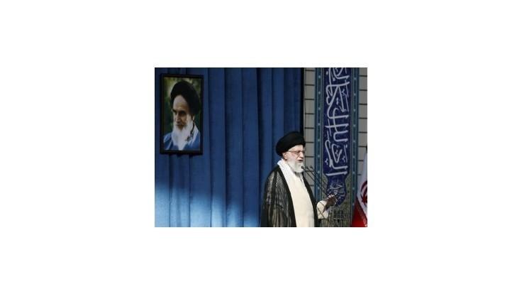 Ajatolláh Chameneí sa podrobil operácii prostaty