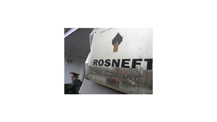 Ruský ropný koncern Rosnefť možno dostane od štátu finančnú pomoc