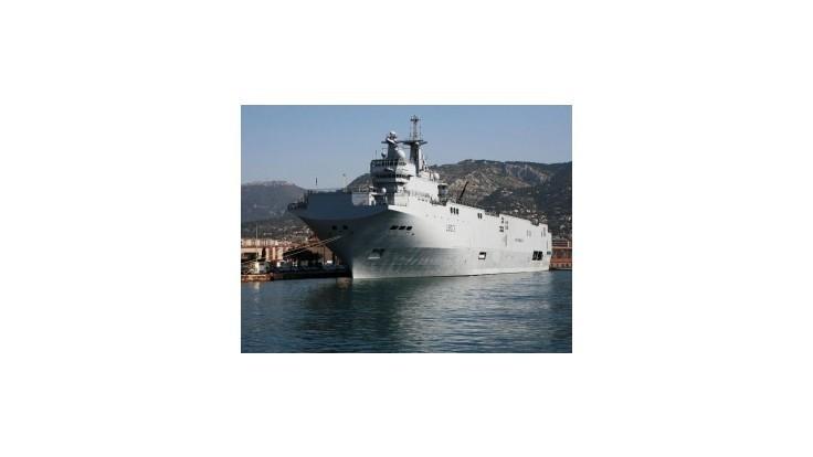 Rusi sú presvedčení, že dokážu sami postaviť lode typu Mistral