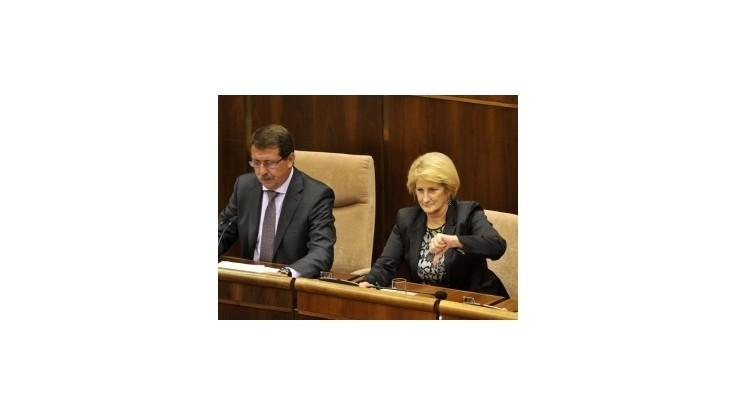 Na Laššákovej podnet Smer vyradil 10 opozičných návrhov