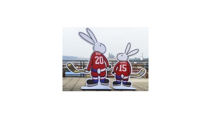 Maskotmi hokejových MS budú králiky z klobúka