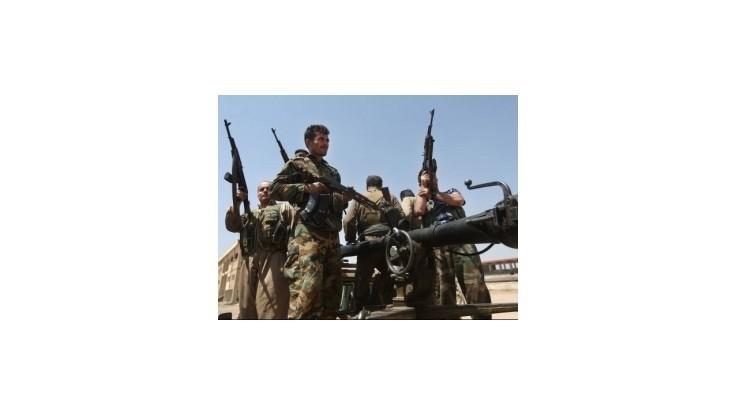 Británia vyzbrojí irackú armádu aj Kurdov guľometmi