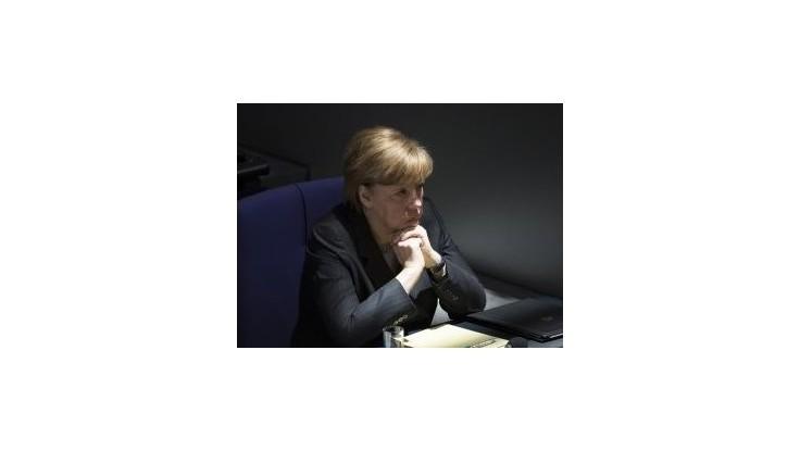Merkelová žiada uplatniť nové sankcie voči Rusku