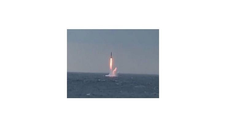Rusko úspešne otestovalo jadrovú raketu