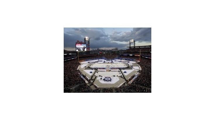 Novoročný duel Winter Classic bude vo Washingtone