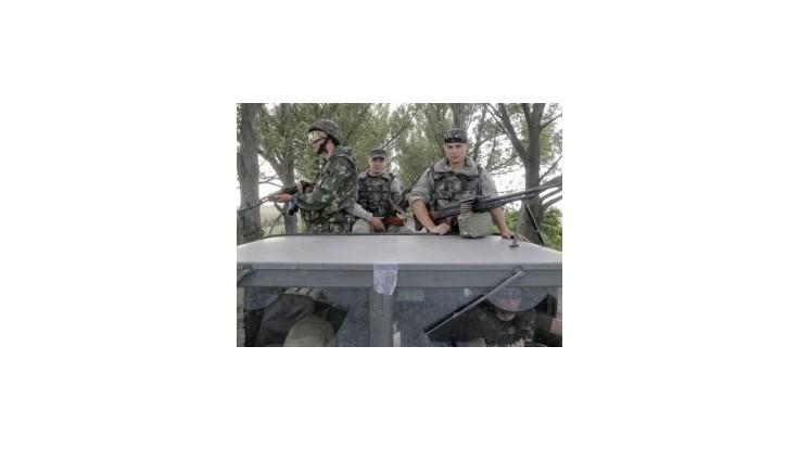 Ukrajinská armáda využila prímerie na upevnenie svojich pozícií