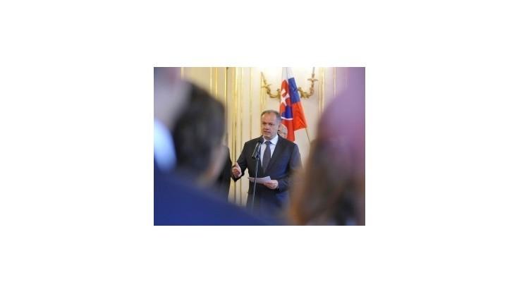 Prezident Kiska čelí prvým sťažnostiam na ústavnom súde