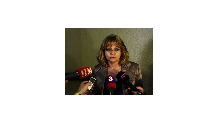 Predsedníčkou súdnej rady je Jana Bajánková