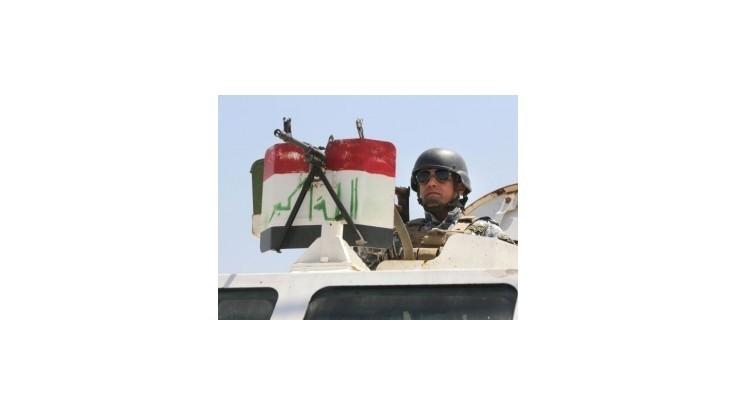 Iracká armáda spustila vojenskú ofenzívu v troch mestách