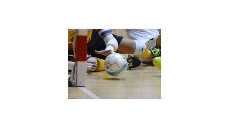 Futsalová reprezentácia utržila od Čechov ťažký debakel