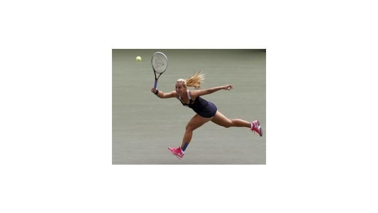 Cibulková vypadla vo štvrťfinále štvorhry v Tokiu