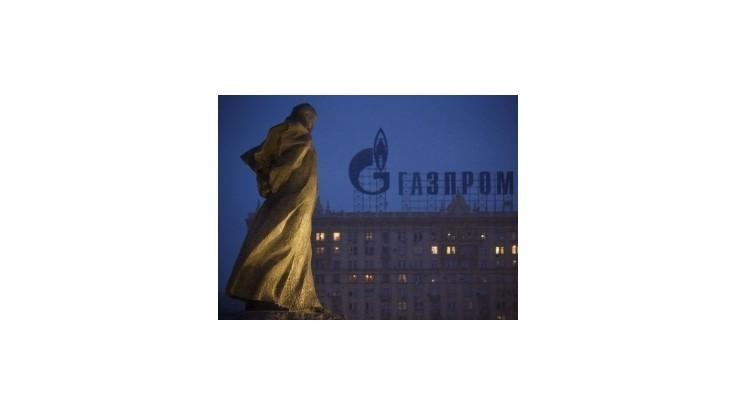 Gazprom si plní zásobníky na zimu a nemôže teraz zvýšiť export do EÚ