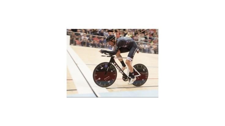 Voigt prekonal svetový rekord v cyklistickej hodinovke