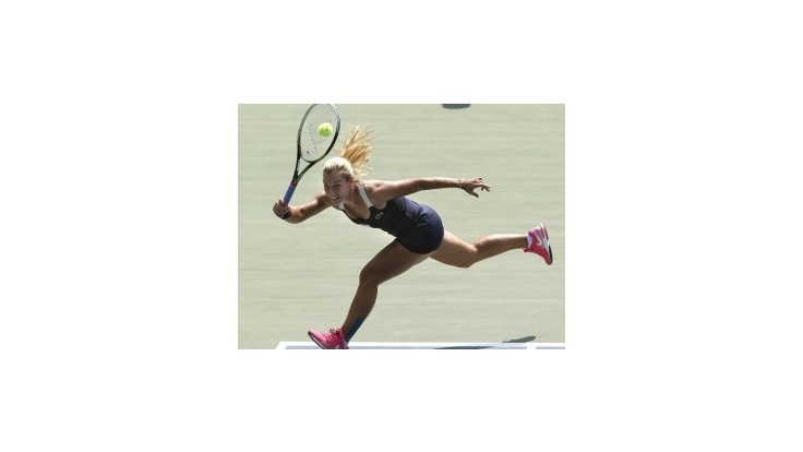 Cibulková prehrala vo štvrťfinále dvojhry v Tokiu s Kerberovou