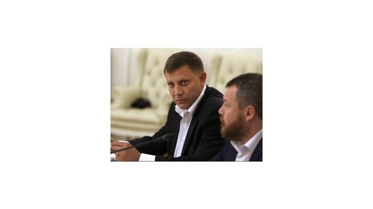Separatisti a predstavitelia Kyjeva podpísali memorandum o prímerí