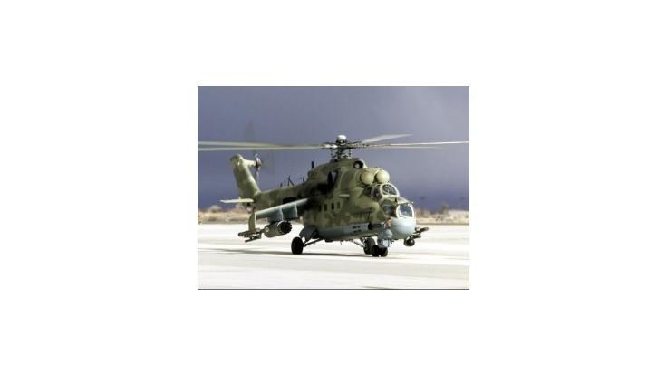 Ministerstvo obrany predalo tri prebytočné vojenské vrtuľníky