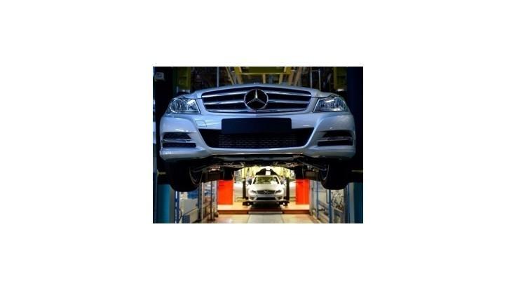 Mercedes-Benz predal v prvom polroku v Rusku o 20 % vozidiel viac
