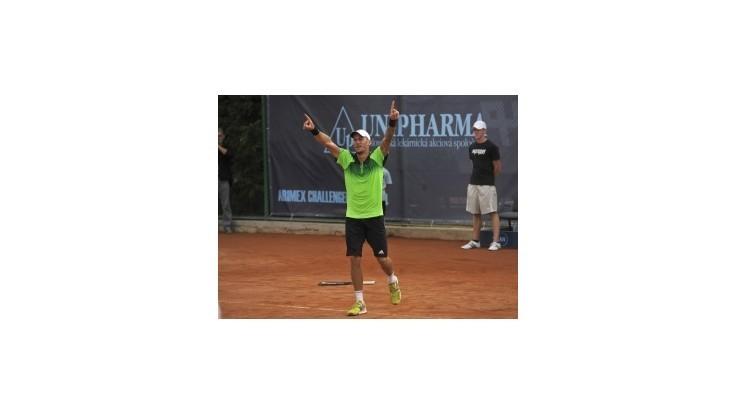 Haider-Maurer víťazom dvojhry na challengeri v Trnave