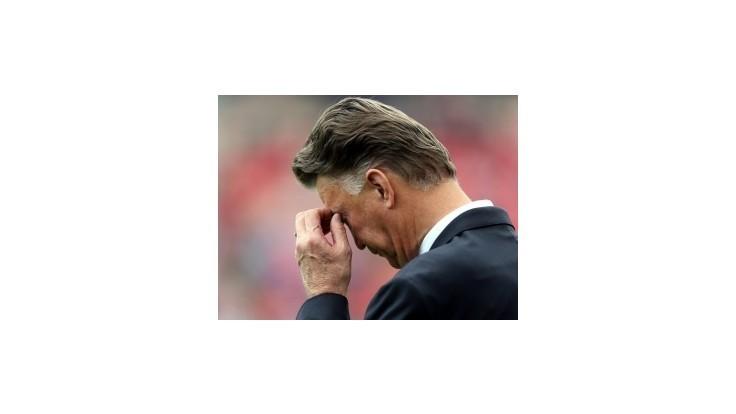 Van Gaal má horší štart ako Moyes