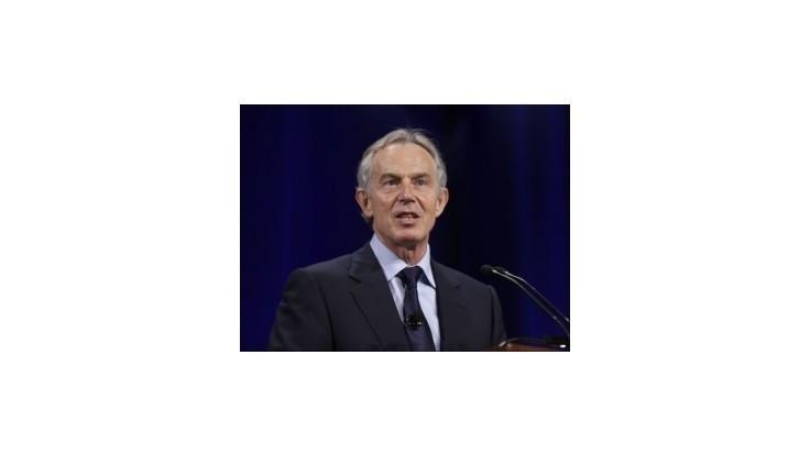 Islamský štát sa nedá poraziť zo vzduchu, tvrdí Blair