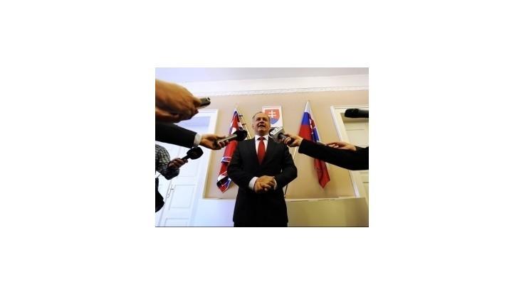 Kiska odcestoval do USA, vystúpi v OSN a podporí ekonomickú spoluprácu
