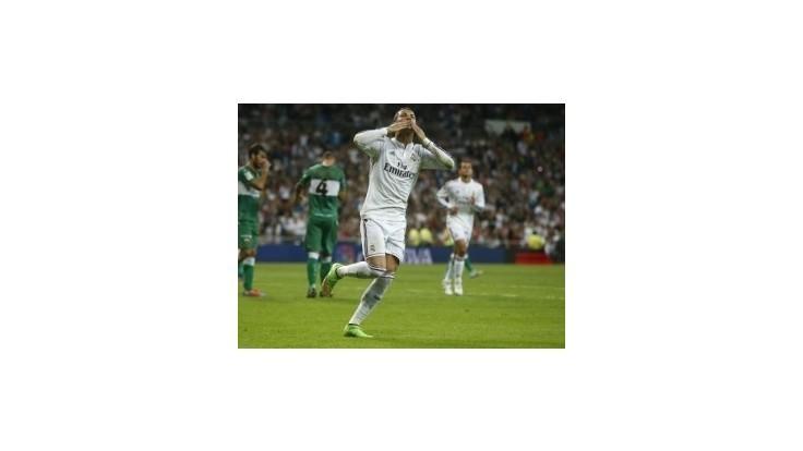 Štvorgólový Ronaldo roztrhal Elche