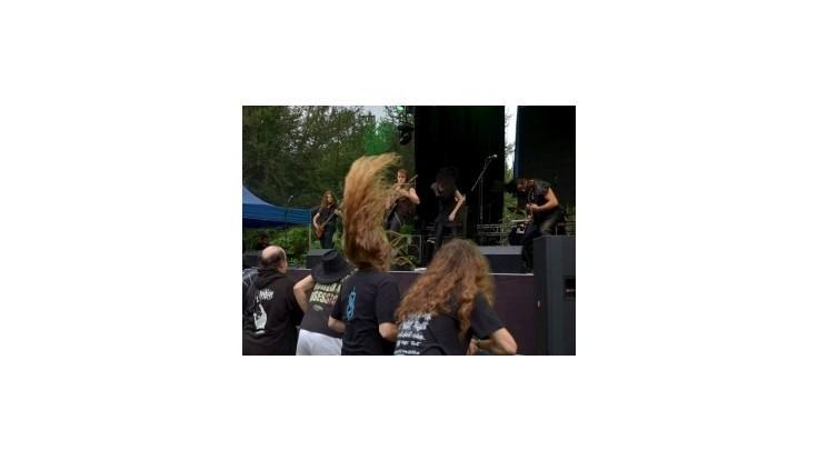 Novobanský metalový festival dostane pokutu za hluk
