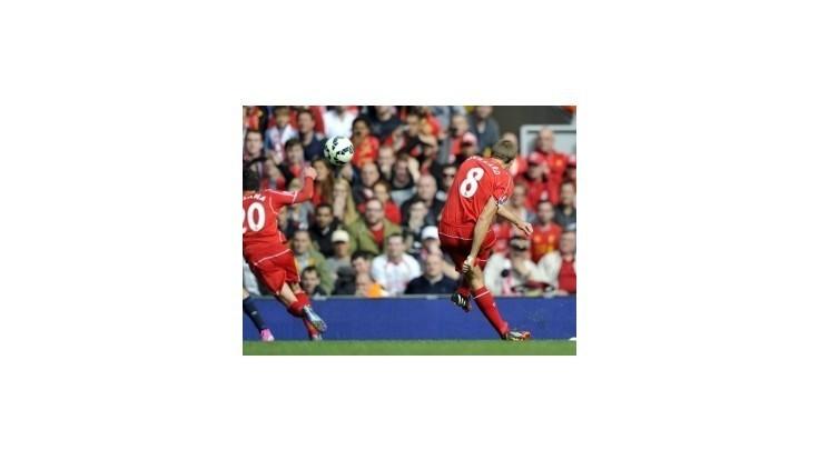 Škrtelov Liverpool remizoval v 223. mestskom derby s Evertonom 1:1