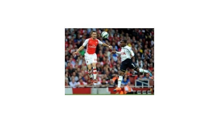 Arsenal v londýnskom derby remizoval s Tottenhamom 1:1