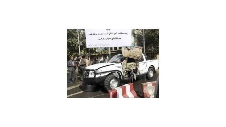 V diplomatickej štvrti Kábulu vybuchla nálož