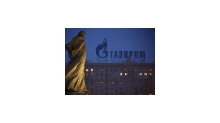 Gazprom varoval pred prerušením dodávok plynu počas zimy