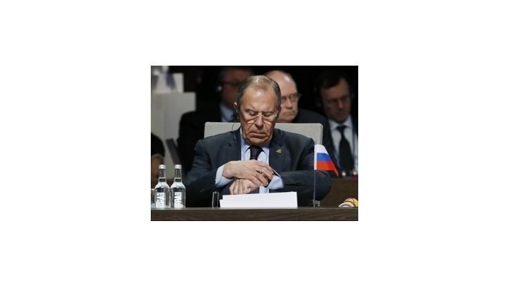"""Moskva nemá záujem o pokračovanie """"sankčnej vojny"""" so Západom"""