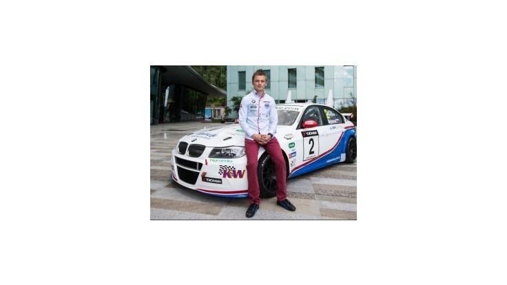 Matej Homola opäť vicemajstrom Európy FIA ETCC