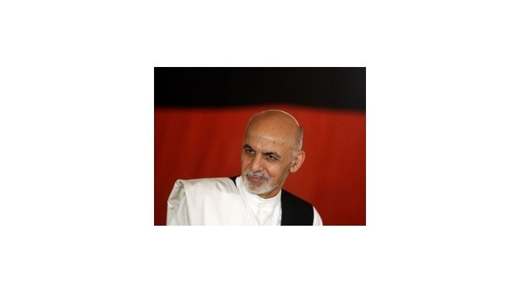 Afgánsky prezident podpísal bezpečnostnú dohodu s USA