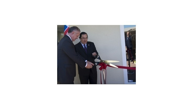 Kiska otvoril v San Diegu centrum pre začínajúce slovenské firmy