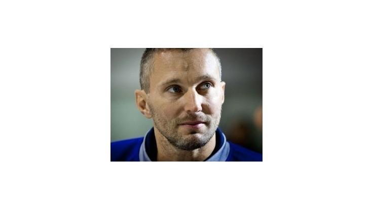 Višňovský nedokončil tréning, má problémy s chrbtom