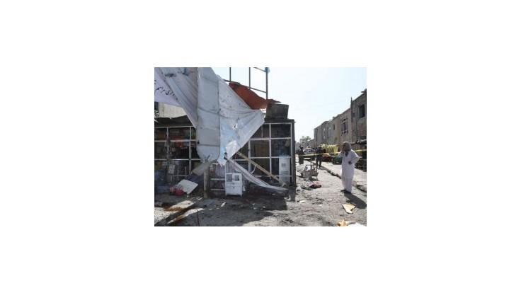 Bomby Talibanu zabili v Kábule najmenej sedem ľudí