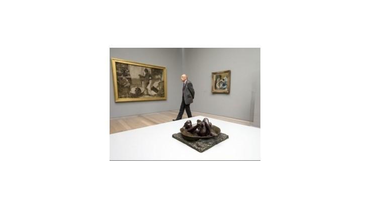 Zberateľovi ukradli Degasov obraz v hodnote šesť miliónov eur