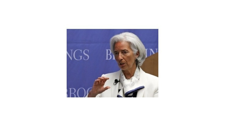 Svetová ekonomika sa podľa šéfky MMF nezotavuje dostatočne
