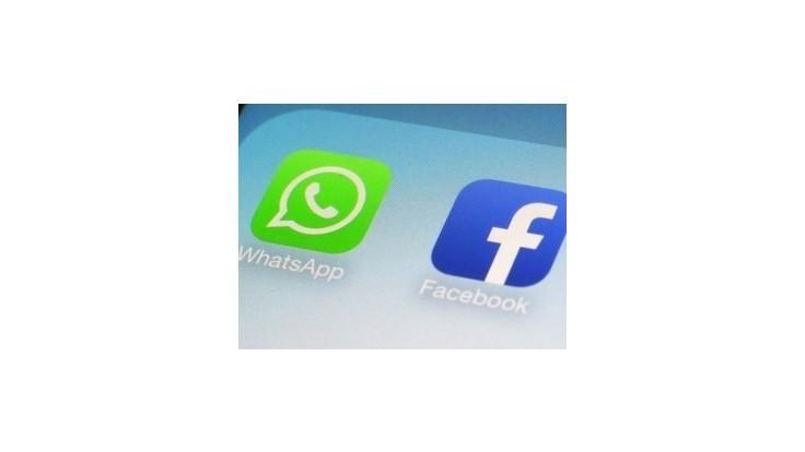 Spoločnosť Facebook prevzala WhatsApp za zhruba 22 mld. USD