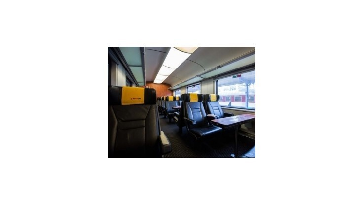 Vlaky RegioJet začnú v nedeľu jazdiť z Košíc do Prahy